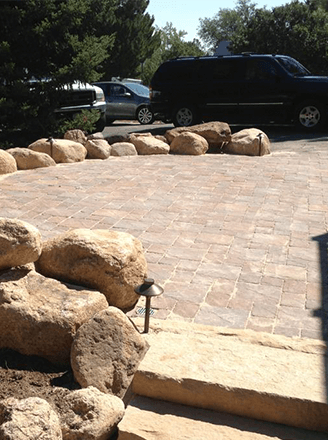 <p>Bring your new patio or walkway to life with dozens of stunning pavers options that will last for years to come.</p>